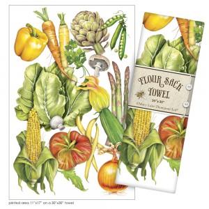 Veggie Medley Packaged Towel