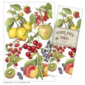Fruit Medley Packaged Towel
