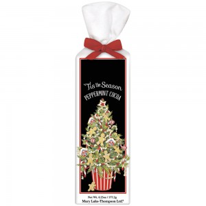 Gingerbread Tree Peppermint Cocoa