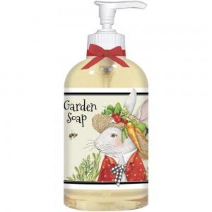 Rabbit Veggie Hat Liquid Soap