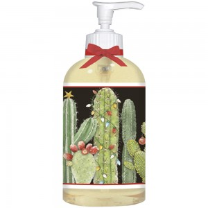Cactus with Lights Liquid Soap