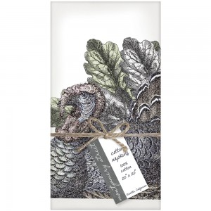 Turkey Leaves Napkins