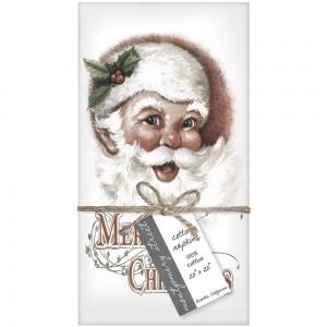 Jolly Santa Napkins