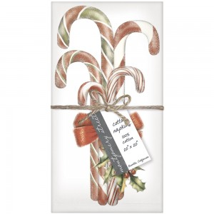 Candy Cane Bunch Napkins