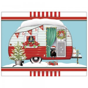 Holiday Camper Soap Wedges
