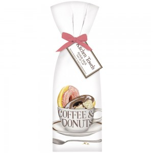 Coffee And Donuts Towel Set