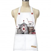 Coffee Cans & Pots Apron