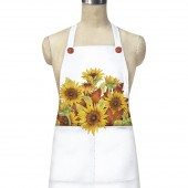 Sunflower Harvest Pocket Apron