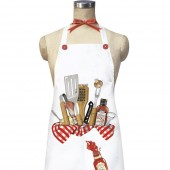 BBQ Tools Pocket Apron