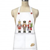 Nutcracker Trio Apron