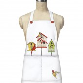 Bird Houses Apron