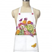 Country Flowers Apron