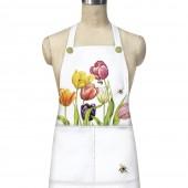 Tulip Garden Apron
