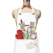 Holiday Baking Pocket Apron