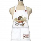 Turkey Wheelbarrow Apron