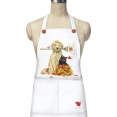 Raking Dog & Cat Apron