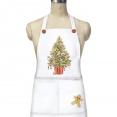 Gingerbread Tree Apron