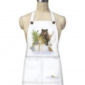 Forest Animal Boat Apron