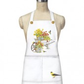 Tulip Wheelbarrow Apron