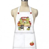 Red Truck Market Apron