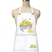 Lemon Bowl Apron