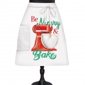 Merry And Bake Bistro Apron