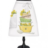 Spring Dishes Bistro Apron