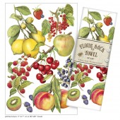Fruit Medley Packaged Towel