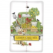Green Truck Garden Lemon Cake Mix