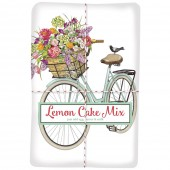 Spring Bike Lemon Cake Mix