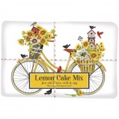 Sunflower Bike Lemon Cake Mix