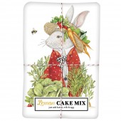 Rabbit Veggie Hat Lemon Cake Mix