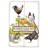 Chicken Fall Harvest Pumpkin Cake Mix