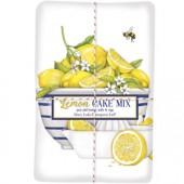 Lemon Bowl Lemon Cake Mix