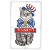 Uncle Sam Cat Brownie Mix