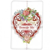 Valentines Card Brownie Mix