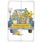 Flower Truck Lemon Cake Mix