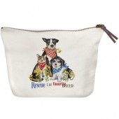 Everyday Rescue Dogs Canvas Pouch