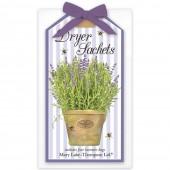 Pot of Lavender Dryer Sachet