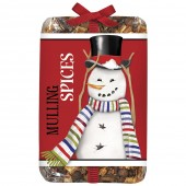 Snowman Top Hat Mulling Spice