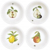 Small Fruit Bowls Melamine Set of 4