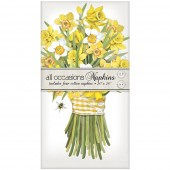 Daffodil Bouquet Casual Napkins