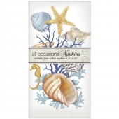 Coral & Shells Casual Napkins