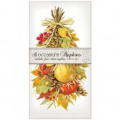 Harvest Bounty Casual Napkins