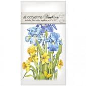 Daffodil Iris Casual Napkin Set