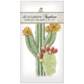 Cacti Blooms Casual Napkins