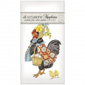 Fancy Hen Casual Napkins