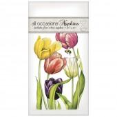 Tulip Garden Casual Napkins