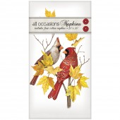 Cardinals Maple Branch Casual Napkins