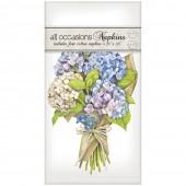 Hydrangea Bouquet Casual Napkins